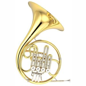 Yamaha YHR 322II Single Bb French Horn