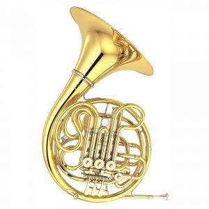 Yamaha YHR 668D French Horn