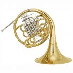 Yamaha YHR 671D French Horn
