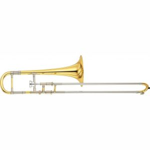 Yamaha YSL 871 Eb Alto Trombone