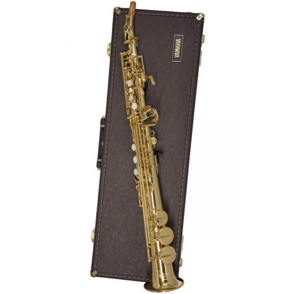 Yamaha YSS 675 Soprano Saxophone