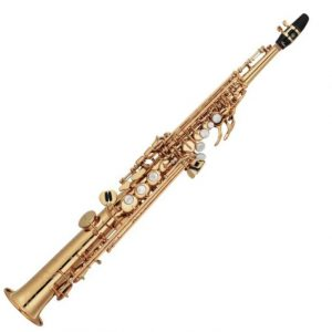 Yamaha YSS 82ZUL Soprano Sax