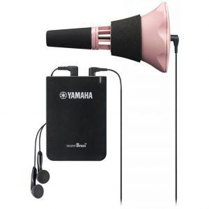 Yamaha trumpet or cornet Silent Brass SB7X Pink