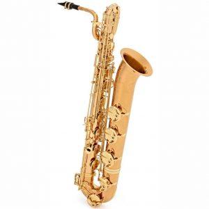 Yanagisawa B902 Baritone Saxophone Gold Lacquer