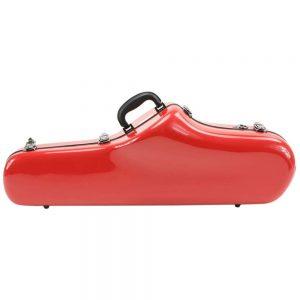 Eastman tenor saxophone case red