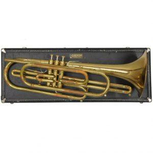 Second Hand Getzen Eterna Bass Trumpet