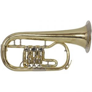 Rotary Valve Flugel Horn in C
